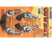 1155/0 Набор из 4-х револьверов Gonher
