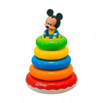 14251 Пирамидка Микки Мауса Clementoni Disney Baby
