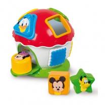 14260 Игровой набор от Микки и его друзей  Разноцветные формочки