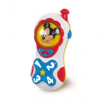 14279(14278) Мой первый телефон   Микки Маус Clementoni Disney B