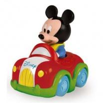 14409 Машинка Микки Clementoni Disney Baby
