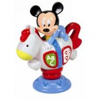 14420 Микки и музыкальная лошадка Clementoni Disney Baby