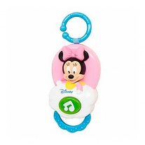 14572 Погремушка для коляски  Минни Clementoni Disney Baby