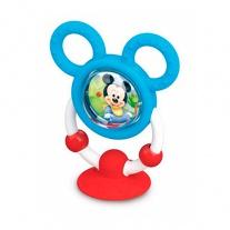 14794(14682) Погремушка на присоске  Микки Clementoni Disney Bab