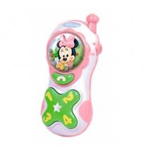 14800 Мой первый телефон  Минни Clementoni Disney Baby