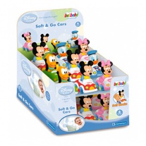 14807 Машинки для малышей  Дисней Clementoni Disney Baby