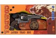 149/G Набор Ковбой (револьвер 12 пистонов +кобура) Gonher