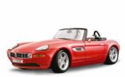 18-15017 BMW Z8 (2000)  Bburago Сборная модель машины (Автоконст