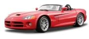 18-15020 Dodge Viper SRT/10 2003 Bburago Сборная модель машины (