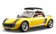18-15031 Smart Roadster (2003) Bburago Сборная модель машины (Ав