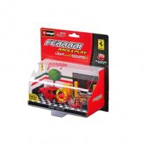 18-31110 Машинка 1:43 Ferrari со световым и звуковым эффектами в