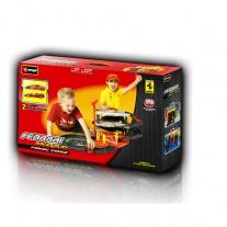 18-31204 Парковочный гараж + 2 а/м 1:43 Ferrari Bburago