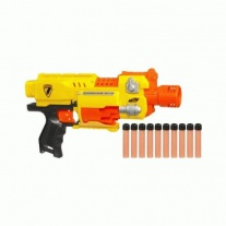 "18616 NERF Бластер ""Баррикад"" со стрелами. Серия N-Strike Hasbro"