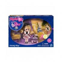 19452 Кукла Блэйт и паучок из серии «Маленький зоомагазин»: Сказочный винтаж Hasbro