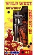 201/G Набор Ковбой (револьвер 8 пистонов +кобура) Gonher