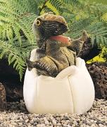 2061 Мягкая игрушка Яйцо динозавра, 25см Folkmanis (Фолкманис)
