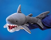 2064 Мягкая игрушка Акула,56см Folkmanis (Фолкманис)
