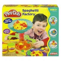 "20656 Набор для творчества ""Фабрика спагетти"" (лепка из пластилина) Hasbro"
