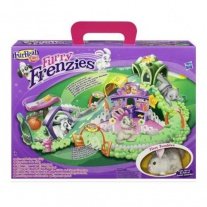 """20728 Набор """"Мини Город"""" из серии """"Ласковые зверята"""" FurReal Friends Hasbro"""