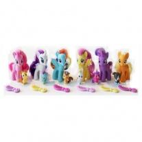 """21456 Пони со зверьком из серии """"Моя маленькая пони"""" (My Little Pony) в ассортименте Hasbro"""