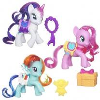 """21459 Пони красавица с аксесcуарами из серии """"Моя маленькая пони"""" в ассорт. Hasbro"""