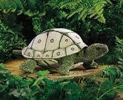 2181 Мягкая игрушка Черепаха, 33см Folkmanis (Фолкманис)