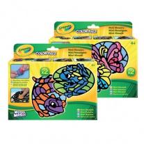 23-3072 Мини-мозаика из массы для лепки Crayola