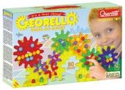 "2332 Мозаика- шестерёнки ""80 дет."" Quercetti"