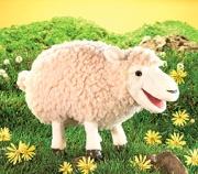2406 Мягкая игрушка Овца, 48см Folkmanis (Фолкманис)