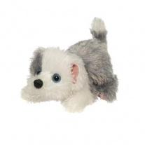 25937/ast93717 FRF Ласковые зверята. Серо-белый щенок овчарки Hasbro