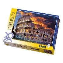 """26068 пазл """"Колизей, Рим"""", 1500 деталей Trefl"""