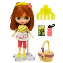 """28330/ast28354 Кукла Блайз с рыжими волосами из серии """"Маленький Зоомагазин"""" (Littlest Pet Shop) Hasbro"""