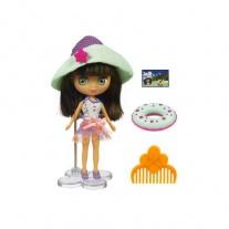 """28340/ast28354 Кукла Блайз с рыжими волосами из серии """"Маленький Зоомагазин"""" (Littlest Pet Shop) Hasbro"""