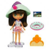 """28354 Кукла Блайз - брюнетка из серии """"Маленький Зоомагазин"""" (Littlest Pet Shop) Hasbro"""