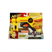 "28419 NERF Бластер ""Найт Файндер"" со стрелами (со световым эффектом). Серия N-Strike Hasbro"