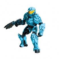 "29670 Фигурки воина Spartan II в голубой броне из серии ""Halo"" M"