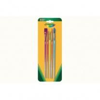 3007 5 кисточек для красок Crayola
