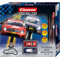 30134 Автотрек Touring Car Masters DIG132 Carrera