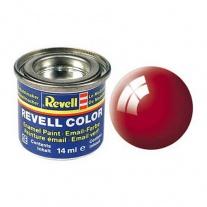 32131 Краска огненно-красная РАЛ 3000 глянцевая Revell