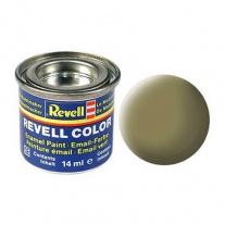 32142 Краска желто-оливковая матовая Revell
