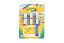 3304 Набор резиновых штампов на роликах Crayola