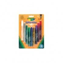 3542 Клей с блестками Crayola