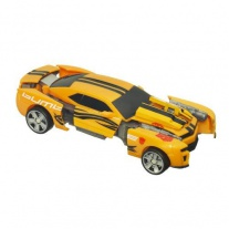 """35575/ast34216 TRA Трансформеры 3. Автомобили-трансформеры """"Стелс Форс """" - BUMBLEBEE со стильным рисунком Hasbro"""
