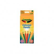 3612 12 цветных карандашей Crayola
