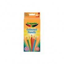3624 Набор из 24 цветных карандашей Crayola
