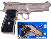 39/0 Пистолет Police8 пистонов (металл) Gonher