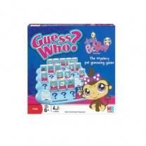 """41650 Игра """"Угадай, кто?"""" с персонажами Littlest Pet Shop Hasbro"""