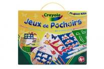 5310 Набор трафаретов с карандашами Crayola