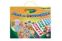 5431 Картинки с наклейками Crayola
