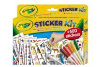 5450 Набор стикеров Crayola